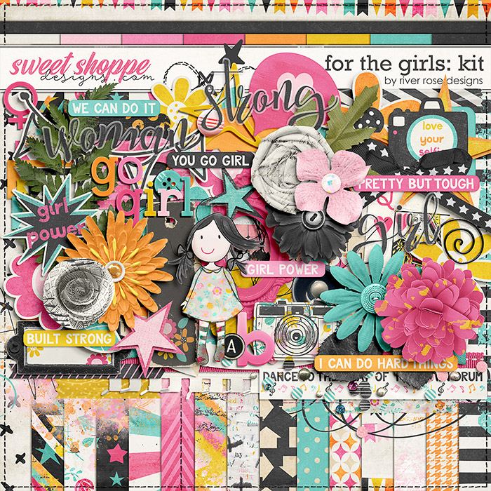 For the Girls: Kit by River Rose Designs