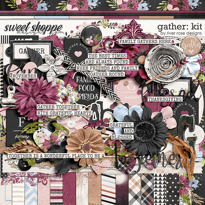 Gather: Kit by River Rose Designs