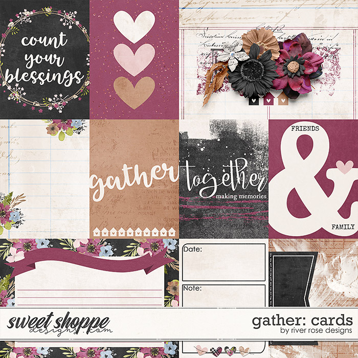 Gather: Cards by River Rose Designs