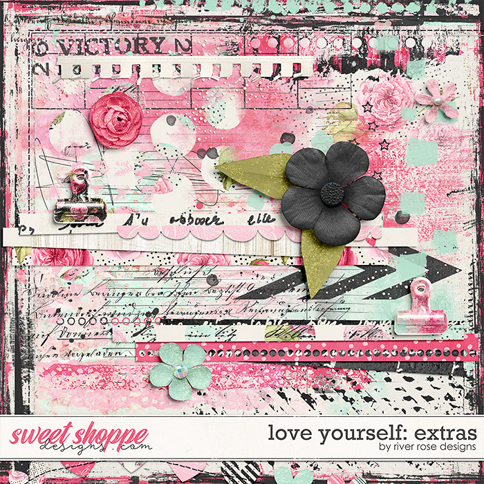 Love Yourself: Extras by River Rose Designs