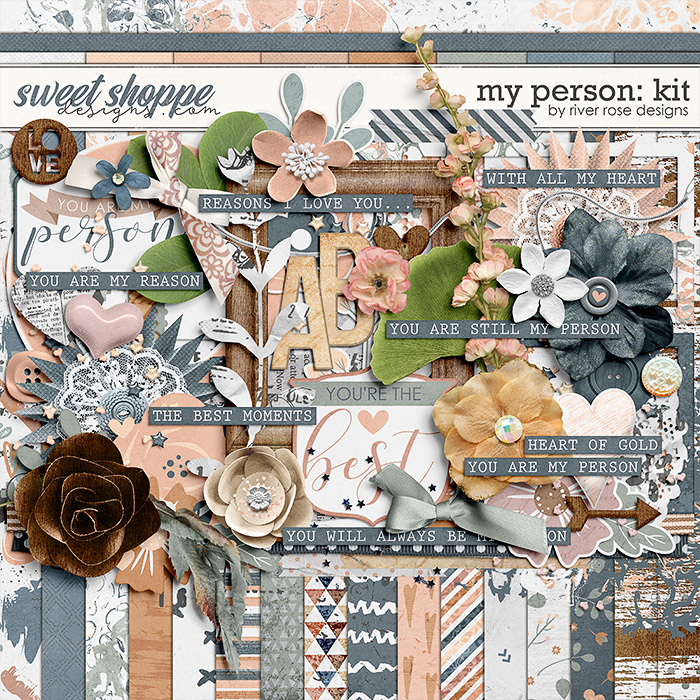 My Person: Kit by River Rose Designs