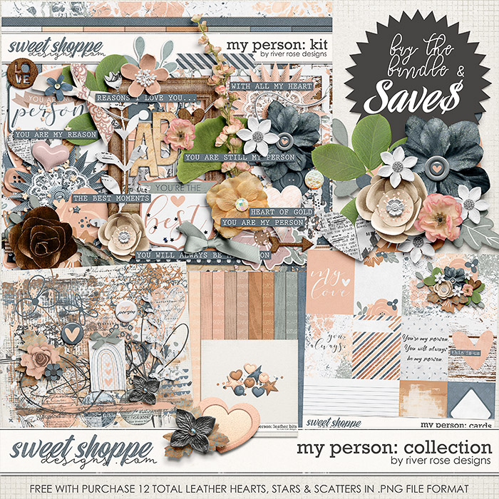 My Person: Collection + FWP by River Rose Designs