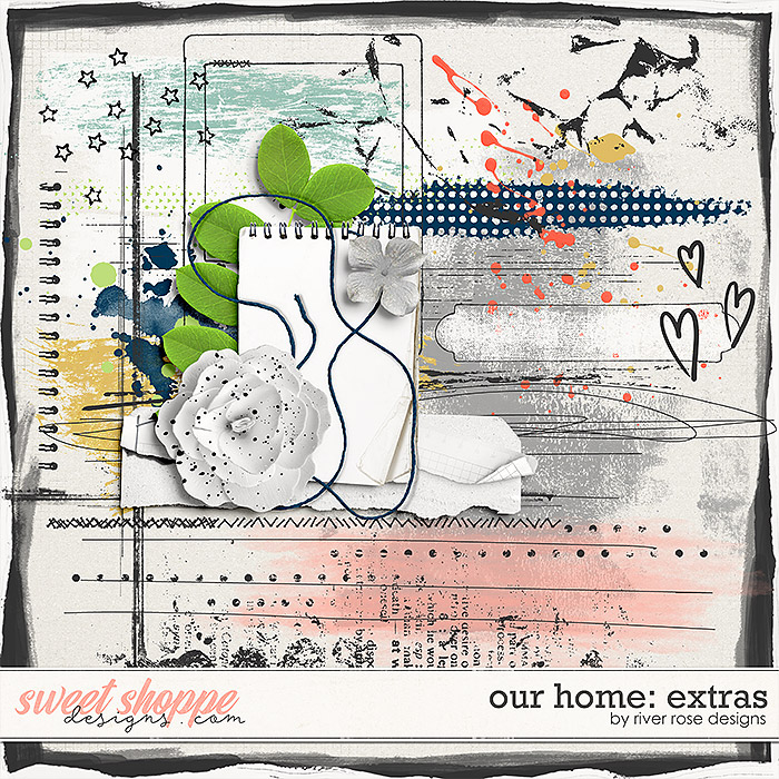 Our Home: Extras by River Rose Designs