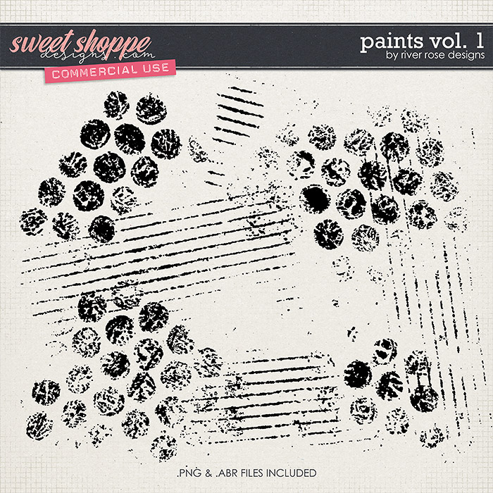 CU Paint Vol. 1 by River Rose Designs