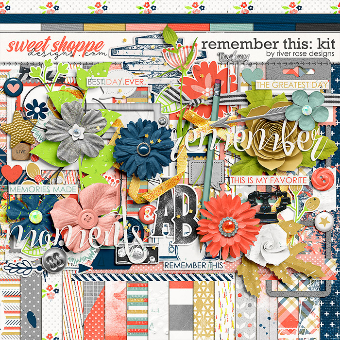 Remember This: Kit by River Rose Designs