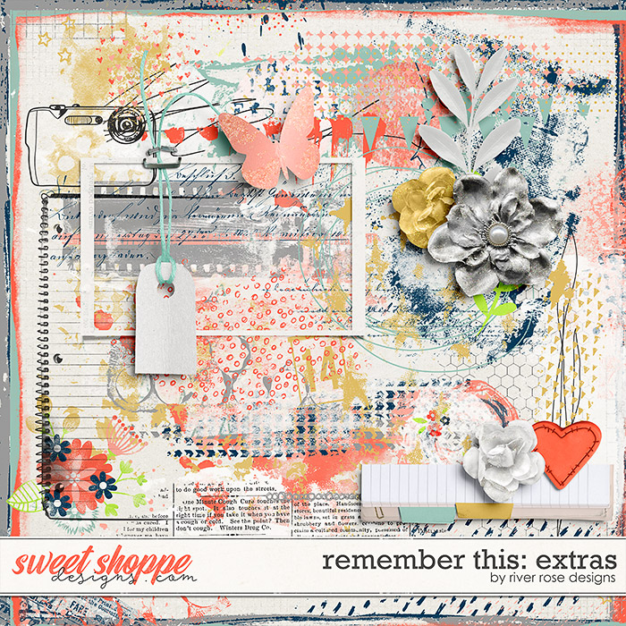 Remember This: Extras by River Rose Designs