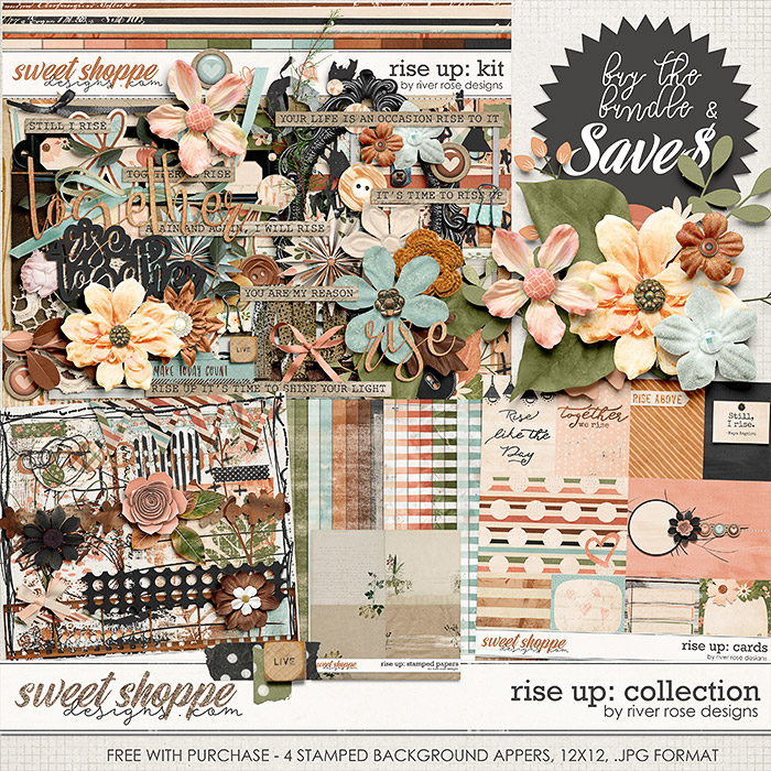 Rise Up: Collection + FWP by River Rose Designs