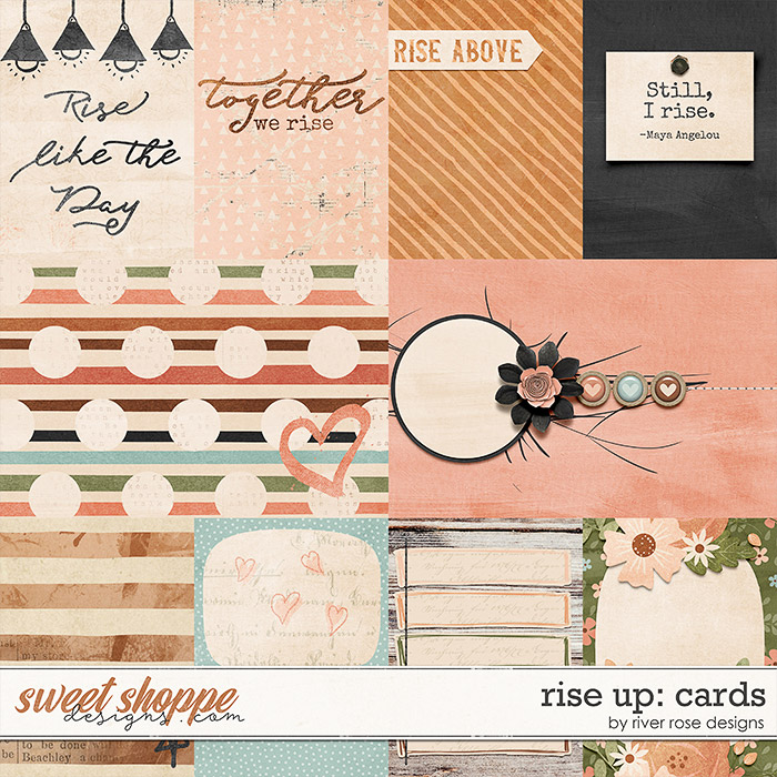 Rise Up: Cards by River Rose Designs
