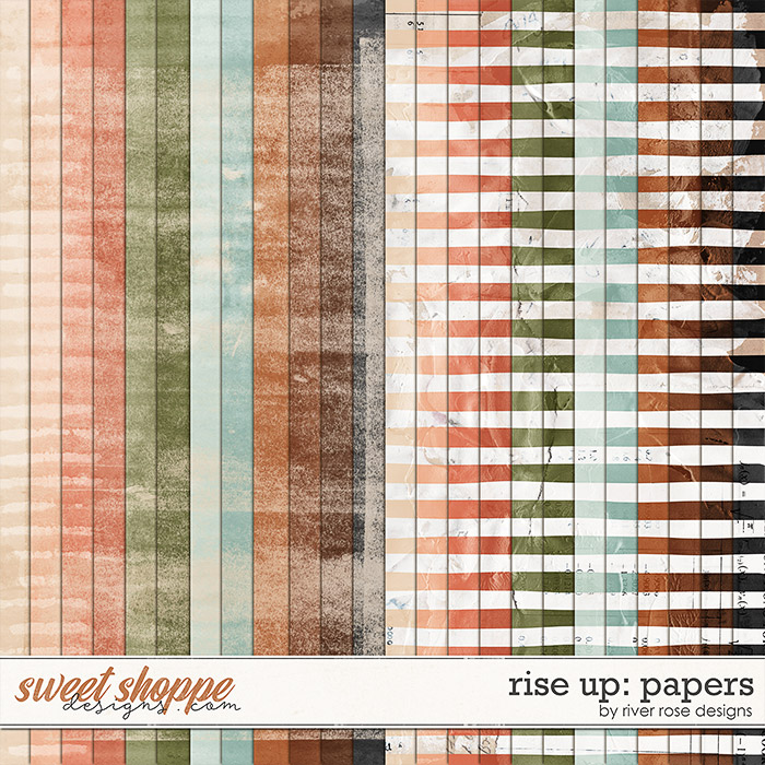 Rise Up: Papers by River Rose Designs