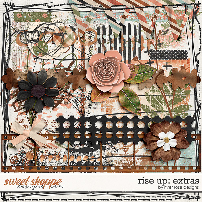 Rise Up: Extras by River Rose Designs