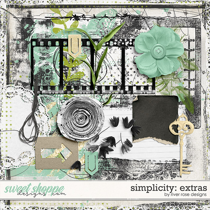 Simplicity: Extras by River Rose Designs