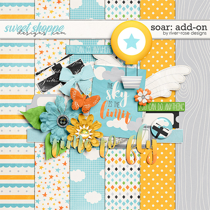Soar FREEBIE by River Rose Designs