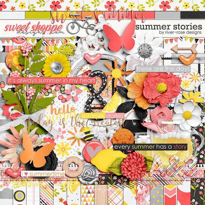 Summer Stories by River Rose Designs