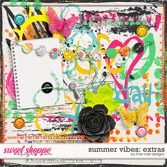 Summer Vibes: Extras by River Rose Designs
