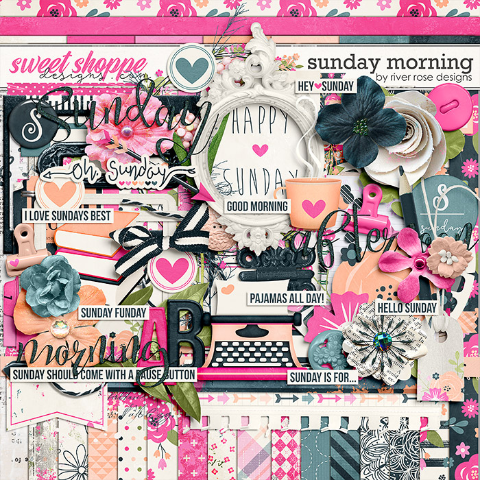 Sunday Morning: Kit by River Rose Designs