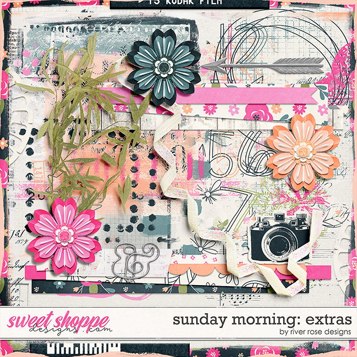 Sunday Morning: Extras by River Rose Designs