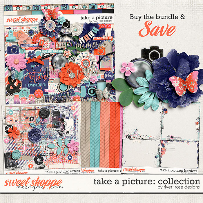 Take a Picture: Collection by River Rose Designs