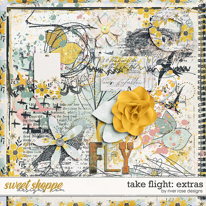 Take Flight: Extras by River Rose Designs