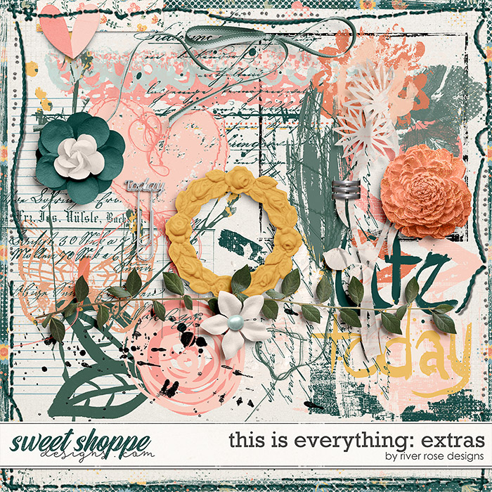 This is Everything: Extras by River Rose Designs