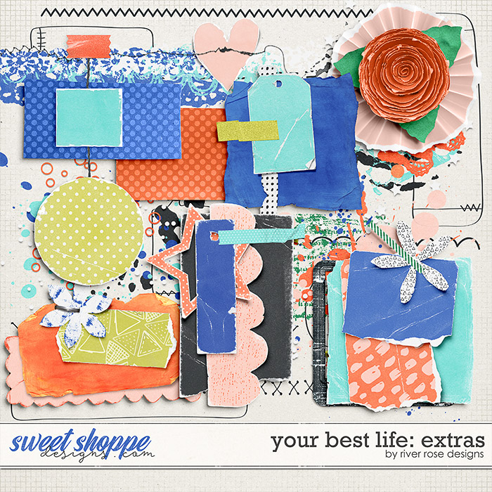 Your Best Life: Extras by River Rose Designs