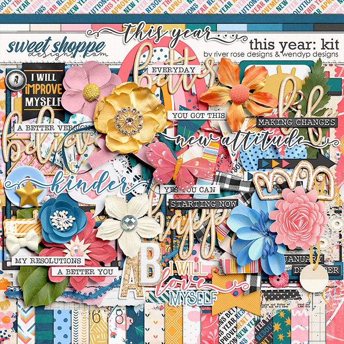 This Year by River Rose Designs & WendyP Designs