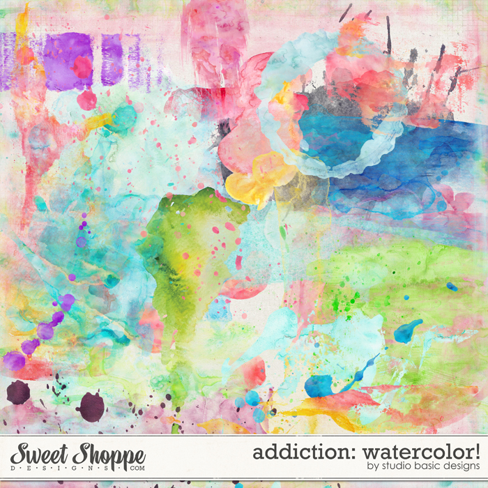 Addiction: Watercolor! by Studio Basic
