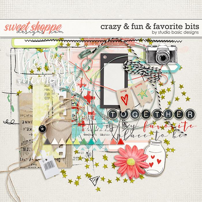 Crazy & Fun & Favorite Bits by Studio Basic