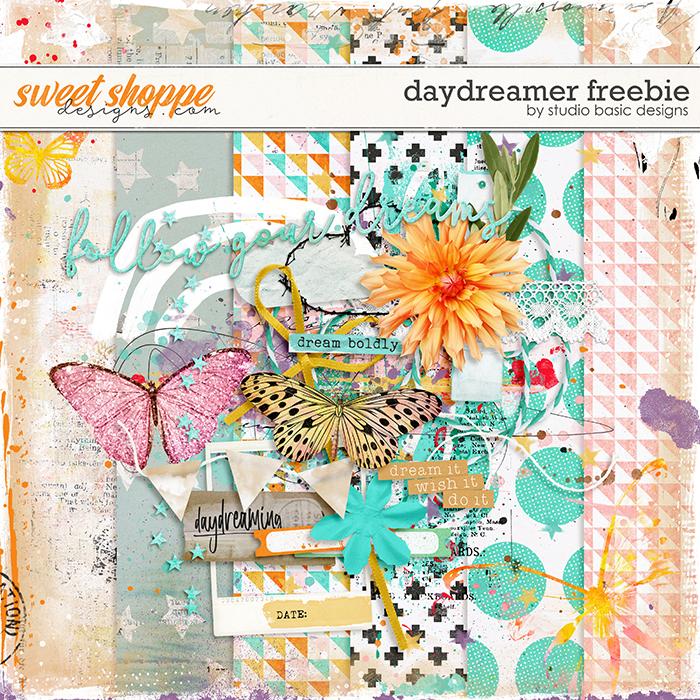 Daydreamer FREEBIE by Studio Basic
