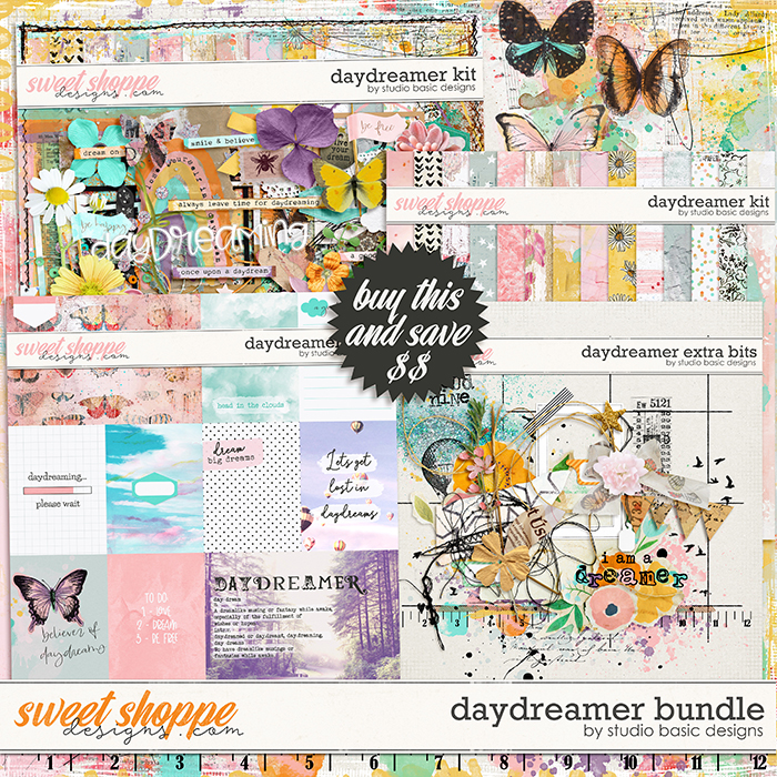 Daydreamer Bundle by Studio Basic