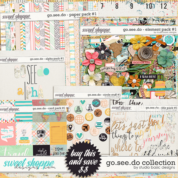 Go.See.Do Collection by Studio Basic