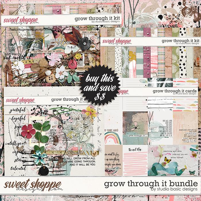 Grow Through It Bundle by Studio Basic