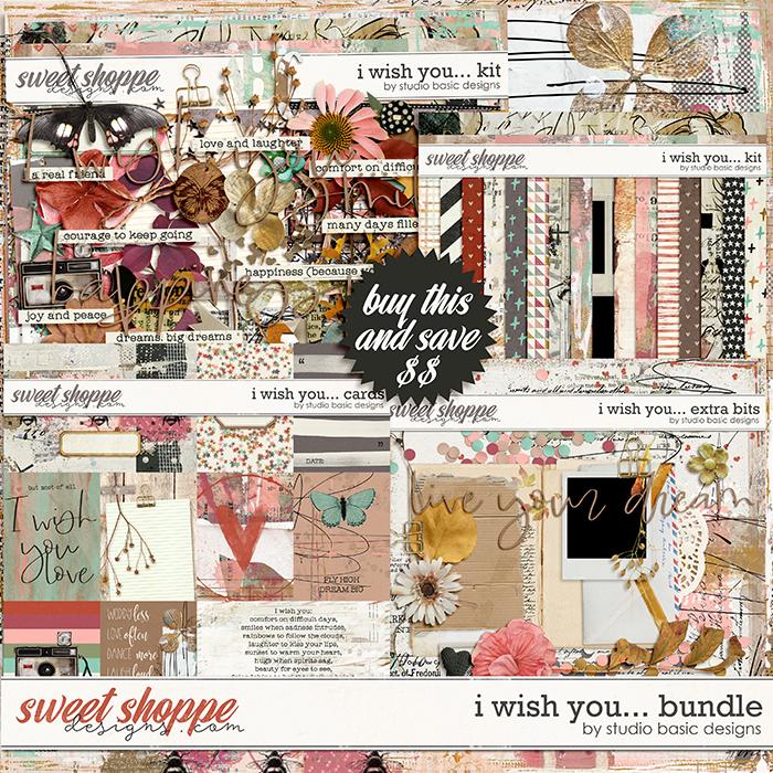 I Wish You... Bundle by Studio Basic