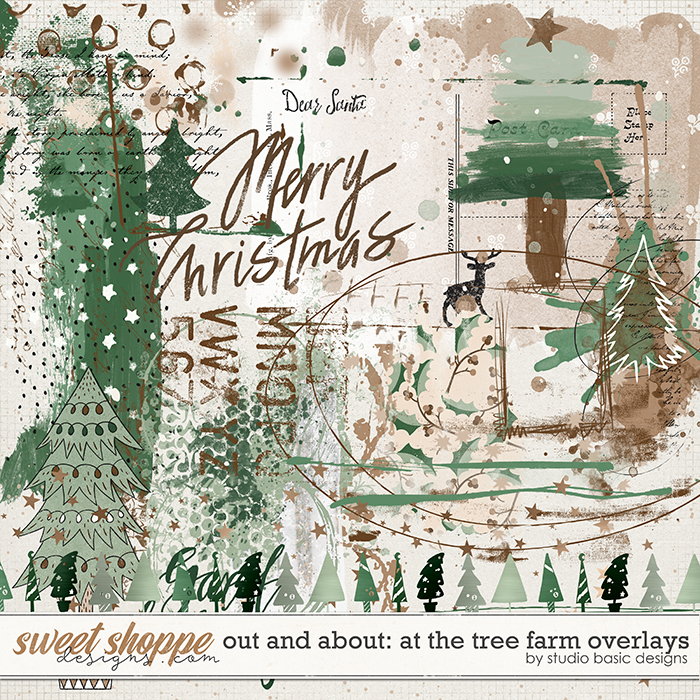 Out and About: At The Tree Farm Overlays Studio Basic Designs