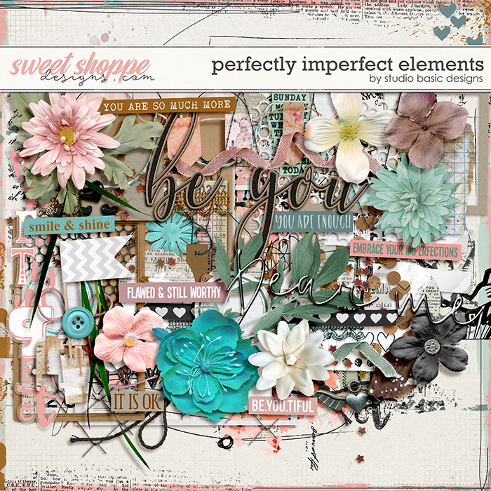 Perfectly Imperfect Elements by Studio Basic