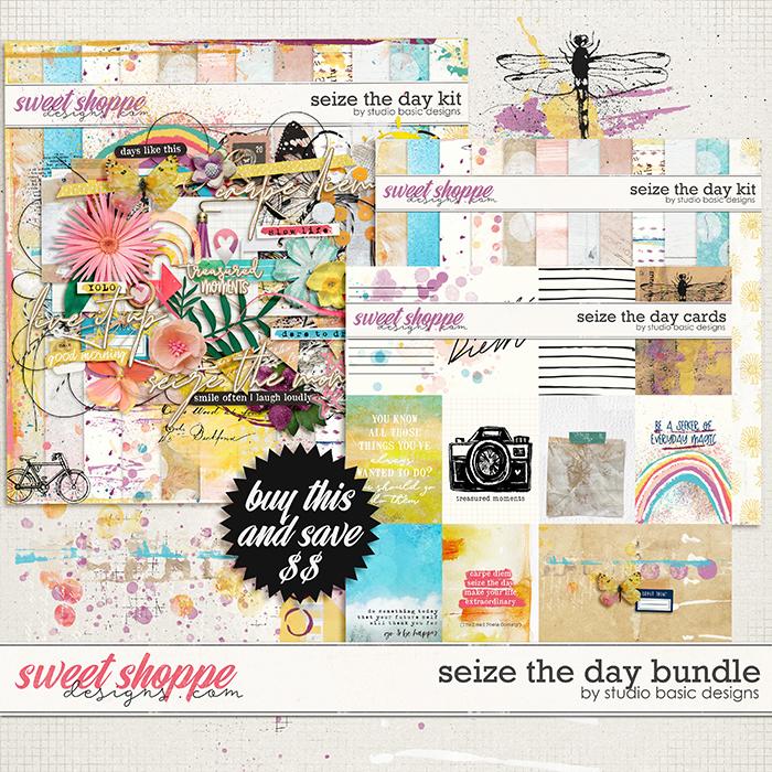 Seize The Day Bundle by Studio Basic