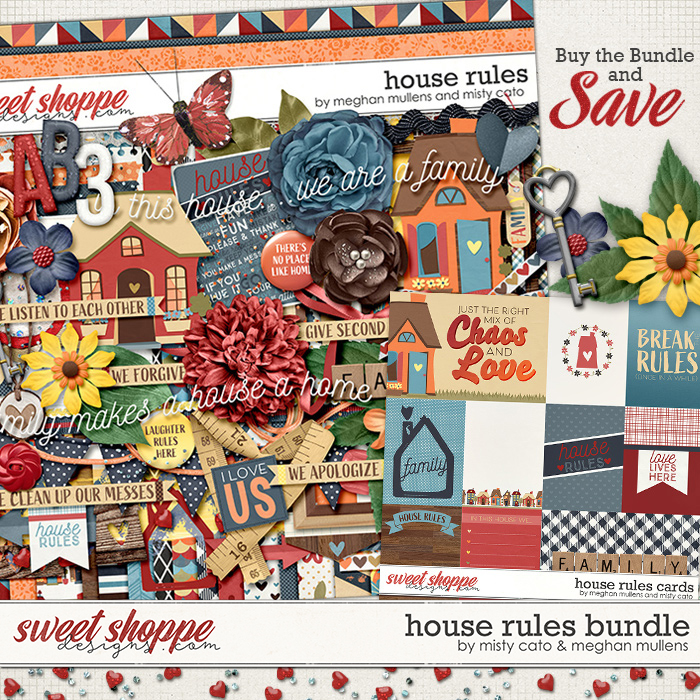 House Rules Bundle by Misty Cato & Meghan Mullens