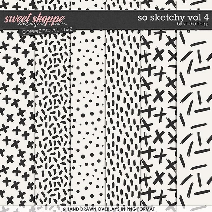 So Sketchy VOL 4 by Studio Flergs