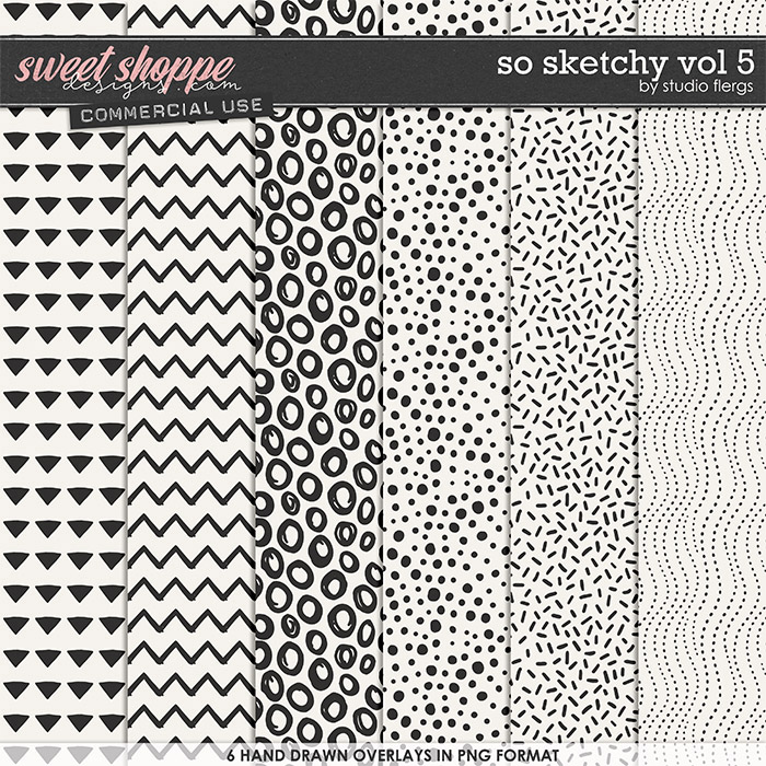 So Sketchy VOL 5 by Studio Flergs