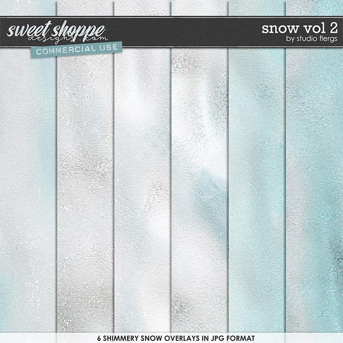 Snow VOL 2 by Studio Flergs