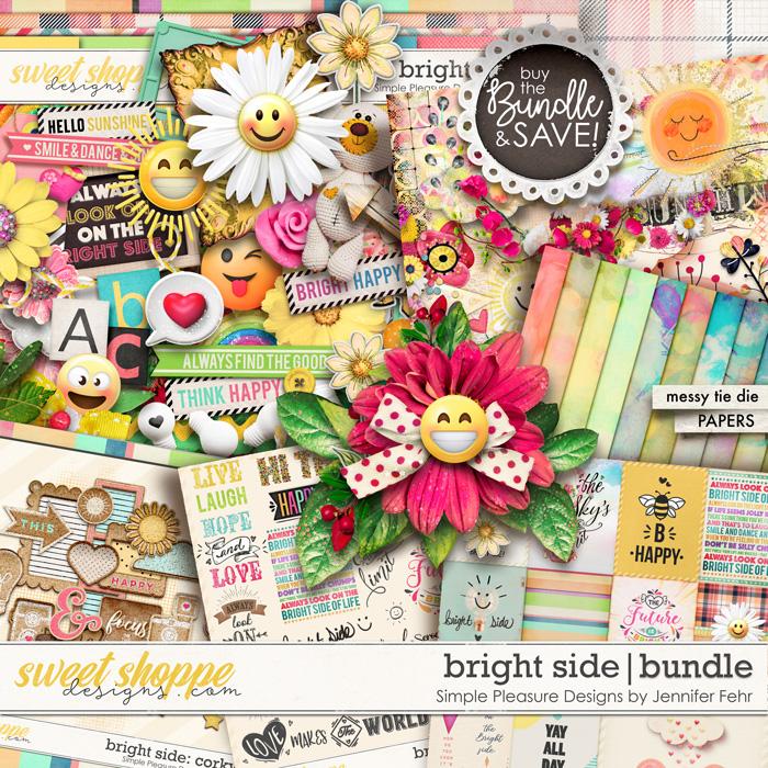 bright side bundle: simple pleasure designs by jennifer fehr