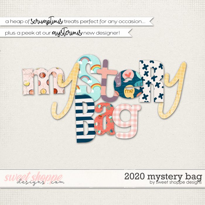 *OFFER EXPIRED* 2020 Mystery Bag by Sweet Shoppe Designs