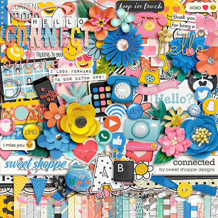 *OFFER EXPIRED* Connected by Sweet Shoppe Designs