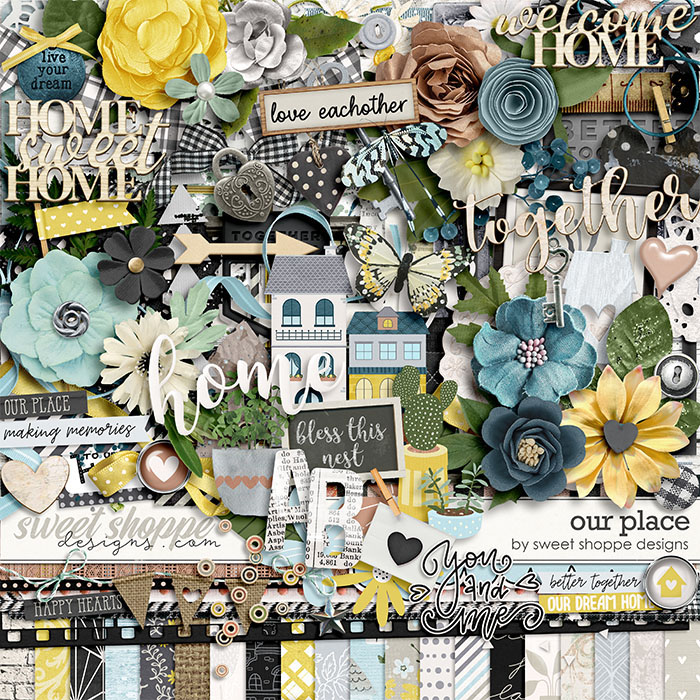 *OFFER EXPIRED* Our Place by Sweet Shoppe Designs