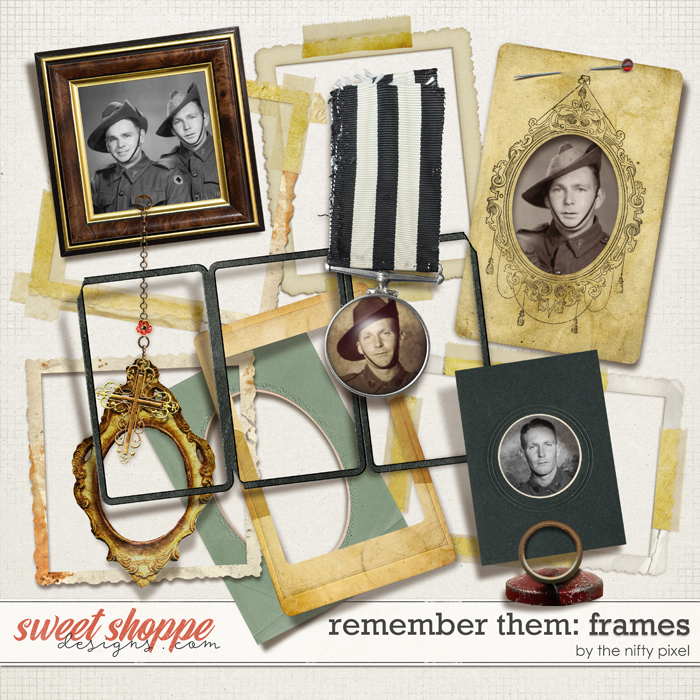 REMEMBER THEM | FRAMES by The Nifty Pixel