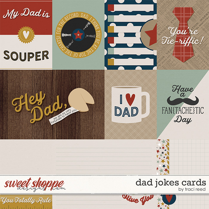 Dad Jokes: Cards by Traci Reed