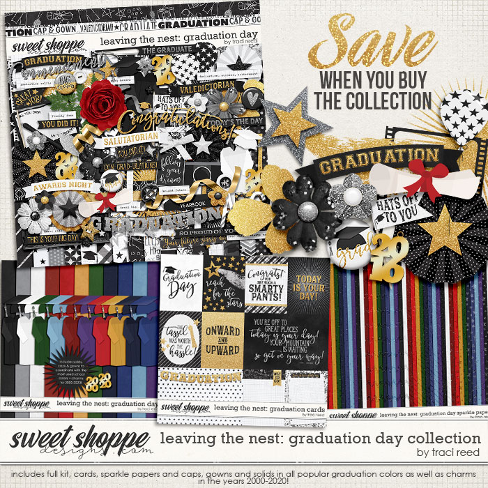 Leaving The Nest: Graduation Day Collection by Traci Reed