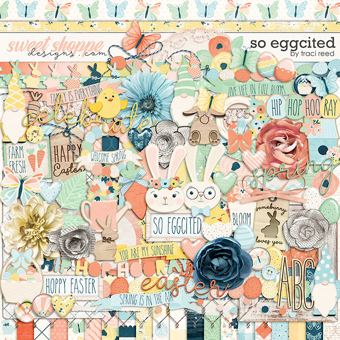 So Eggcited by Traci Reed