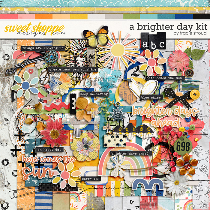 A Brighter Day by Tracie Stroud