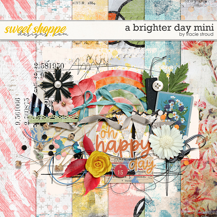 A Brighter Day Mini by Tracie Stroud