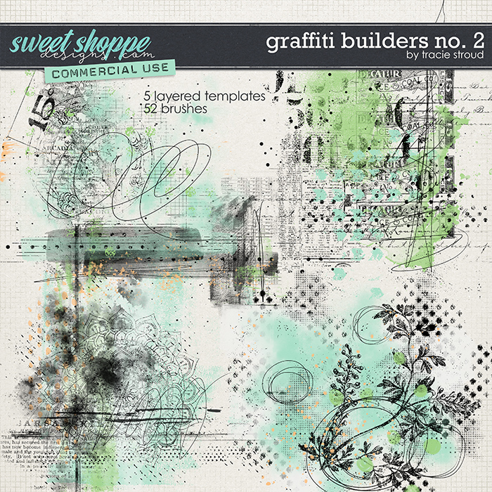 CU Graffiti Builders no. 2 by Tracie Stroud